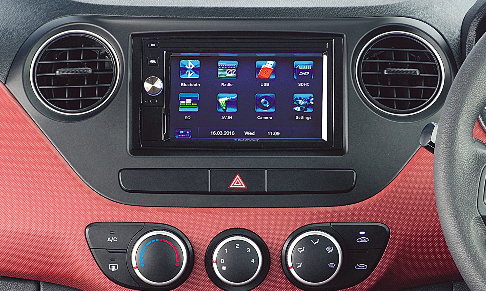 Touch Screen Audio System For Car India Price