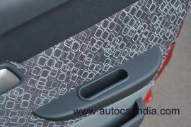 New 2016 Maruti Alto 800 facelift interior door pad images