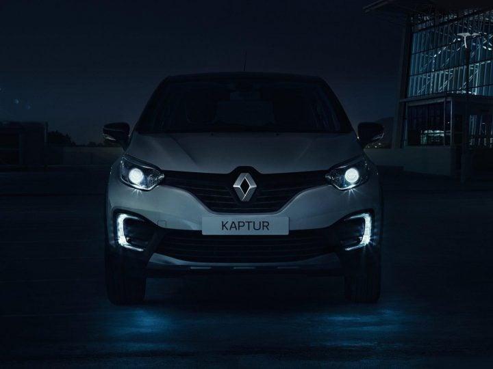 Renault Kaptur 2017-Front