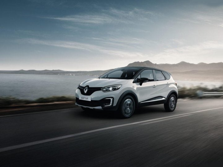 Upcoming Cars Under 15 Lakhs - Renault Kaptur