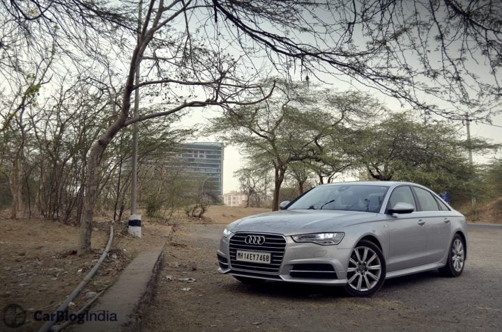 audi a6 matrix 35 tdi test drive review