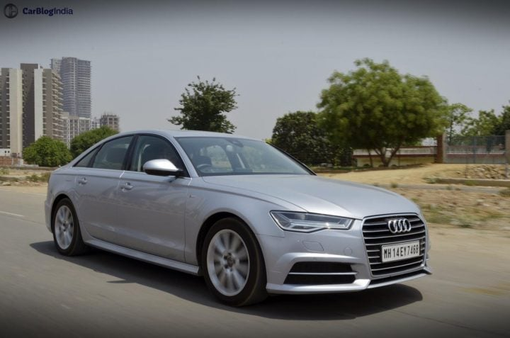 audi a6 matrix 35 tdi test drive review images-front-angle-action-shot