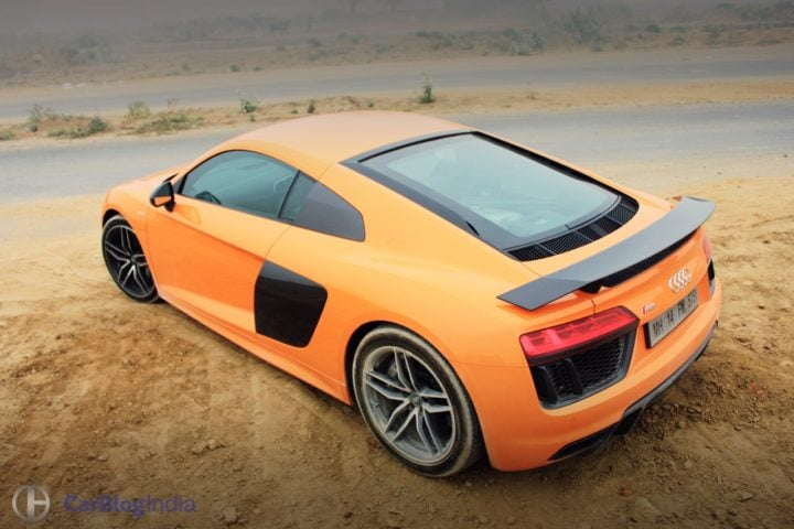 audi r8 v10 plus images review