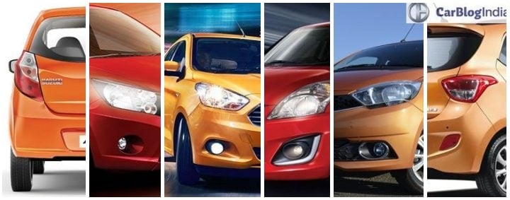 Best Small Cars to Buy in India Price, Pics, Specs, Details