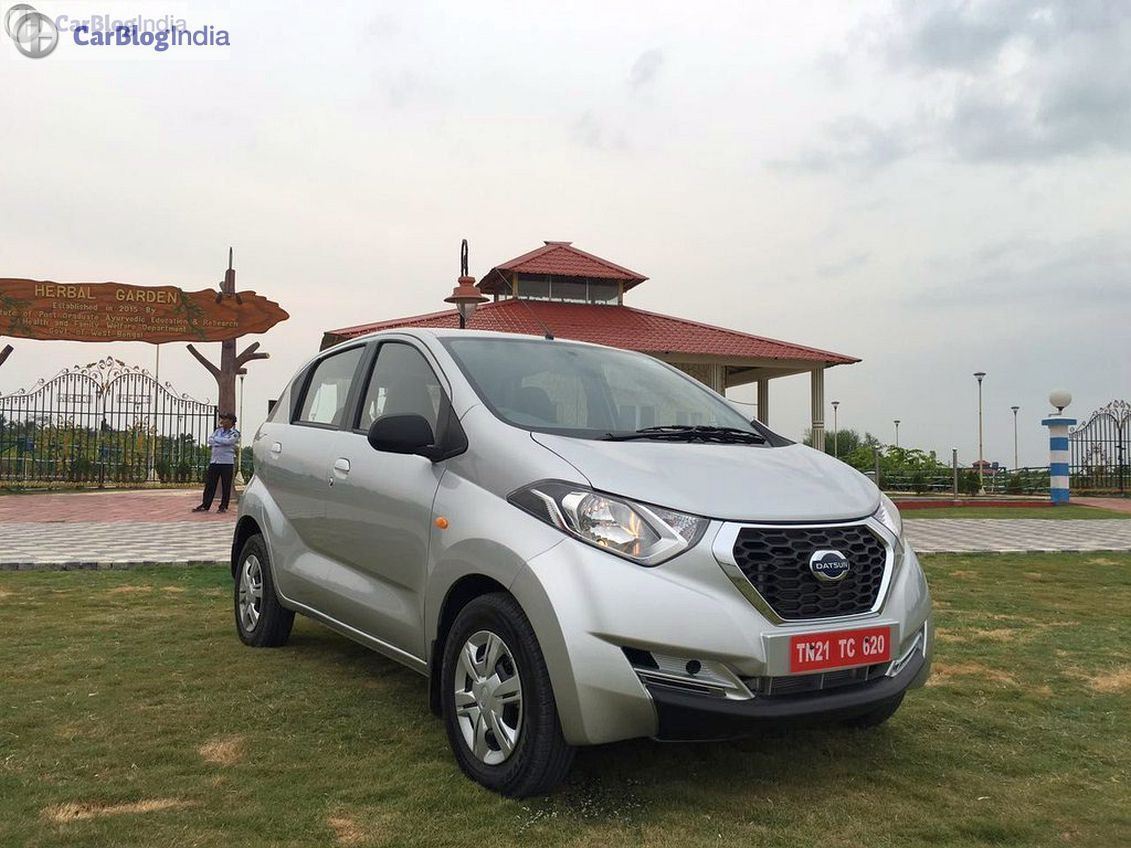 Most fuel efficient petrol cars in india datsun redi go test drive review images