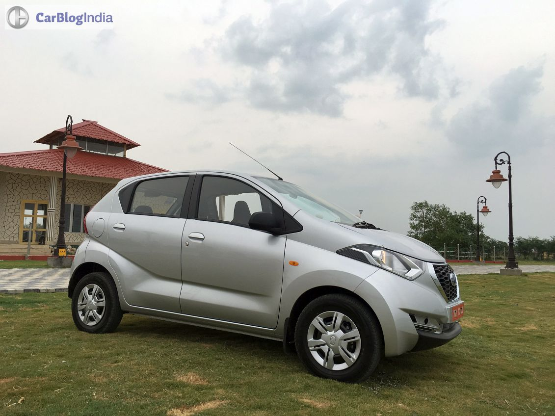 Datsun Redi Go Test Drive Review India with Video and Images