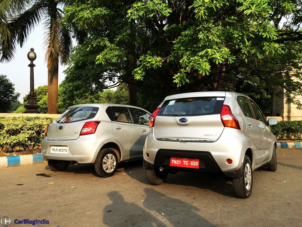 Renault Kwid vs Datsun Redi-GO vs Wagon R vs Alto K10 ...