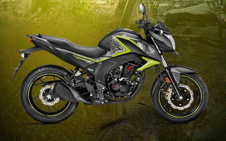 Honda CB Hornet 160R Special Edition Released