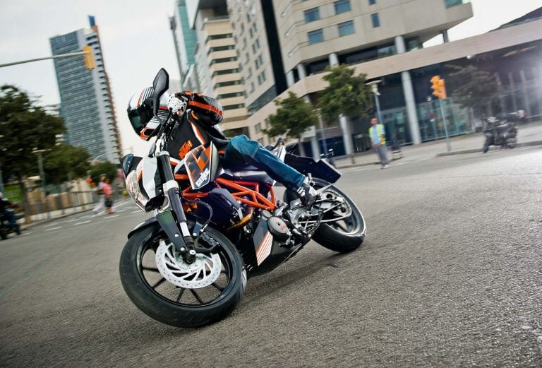 Easy KTM Duke Modifications