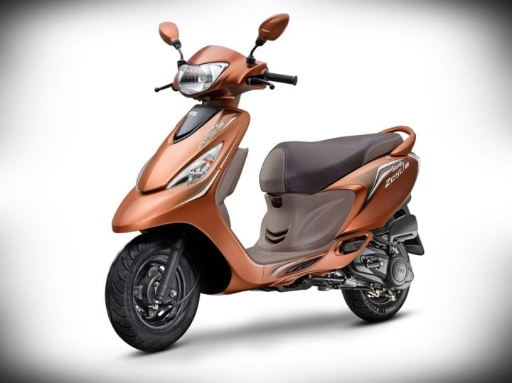 2016 tvs scooty zest 110 himalayan highs-images-front-angle