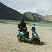 tvs-scooty-zest-110-himalayan-ride-by-anam-hashim-images- (3)