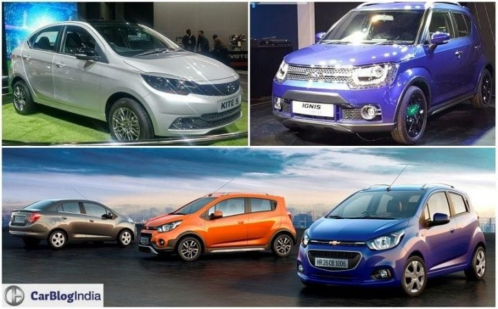 Upcoming Small Cars in India Under 6 lakhs Price, Launch