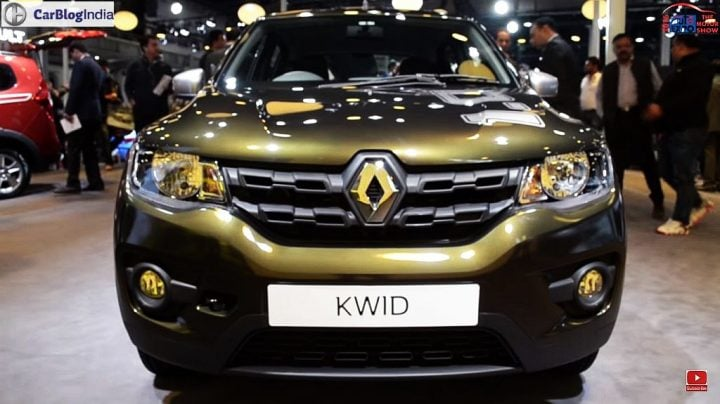 Renault Kwid 1.0 SCe Price in India, Launch, Features, Mileage 2016-renault-kwid-amt