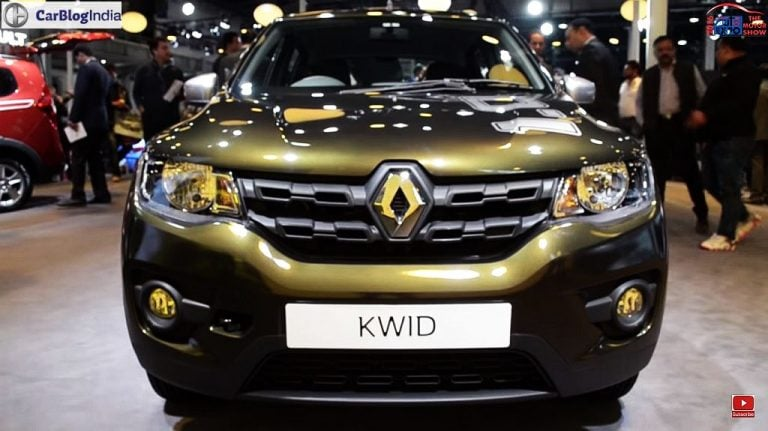 Renault Kwid 1.0 SCe Launched! Prices and Specs Revealed!!