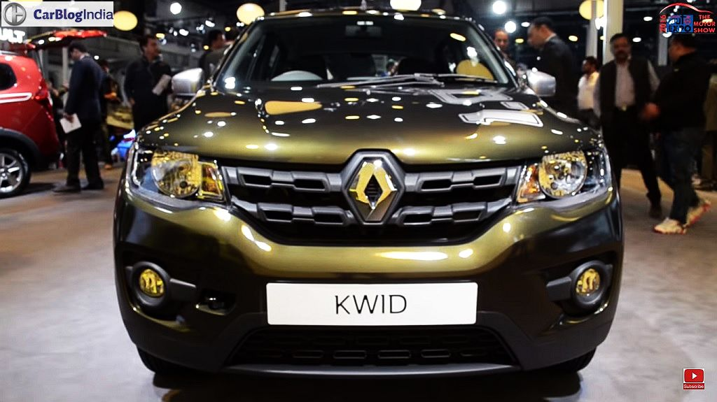 Renault Kwid 1 0 Sce Price Mileage Specifications Test Drive Review