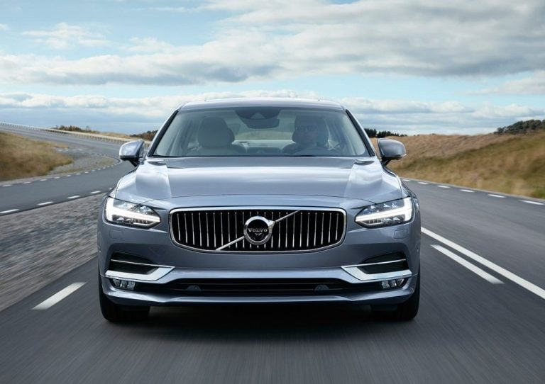 Volvo S90 Launched in India at Rs. 53.5 lakh