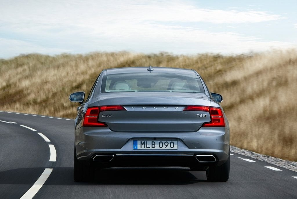 Volvo s90 specification
