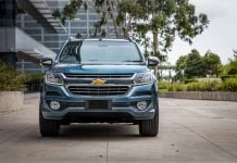 2017 Chevrolet Trailblazer India Images Front