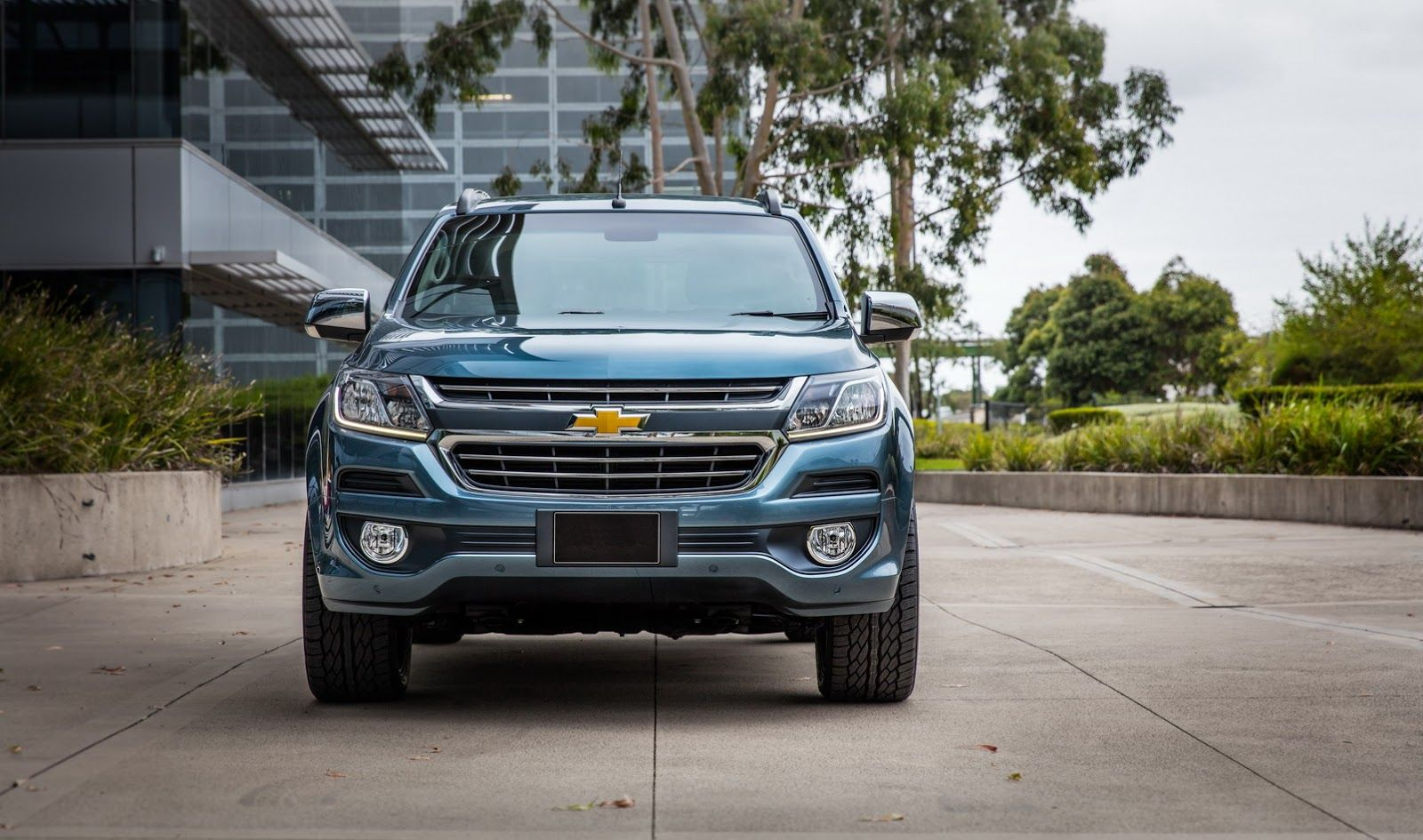 New Chevrolet Trailblazer 2017 India Launch Price