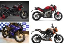 Best bikes in India under Rs 1.5 Lakhs