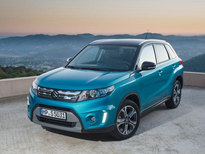 Upcoming new maruti cars in India - Suzuki-Vitara-2015-Front-Angle-Official-Image