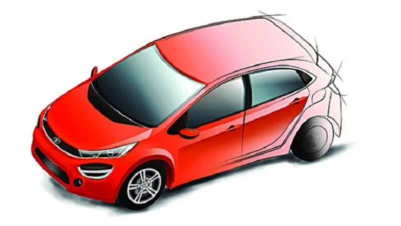 Tata X451 Hatchback Carblogindia