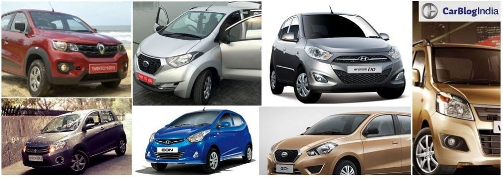10 Best SUVs In India Under Rs 10 Lakh in 2018  ICN Picks