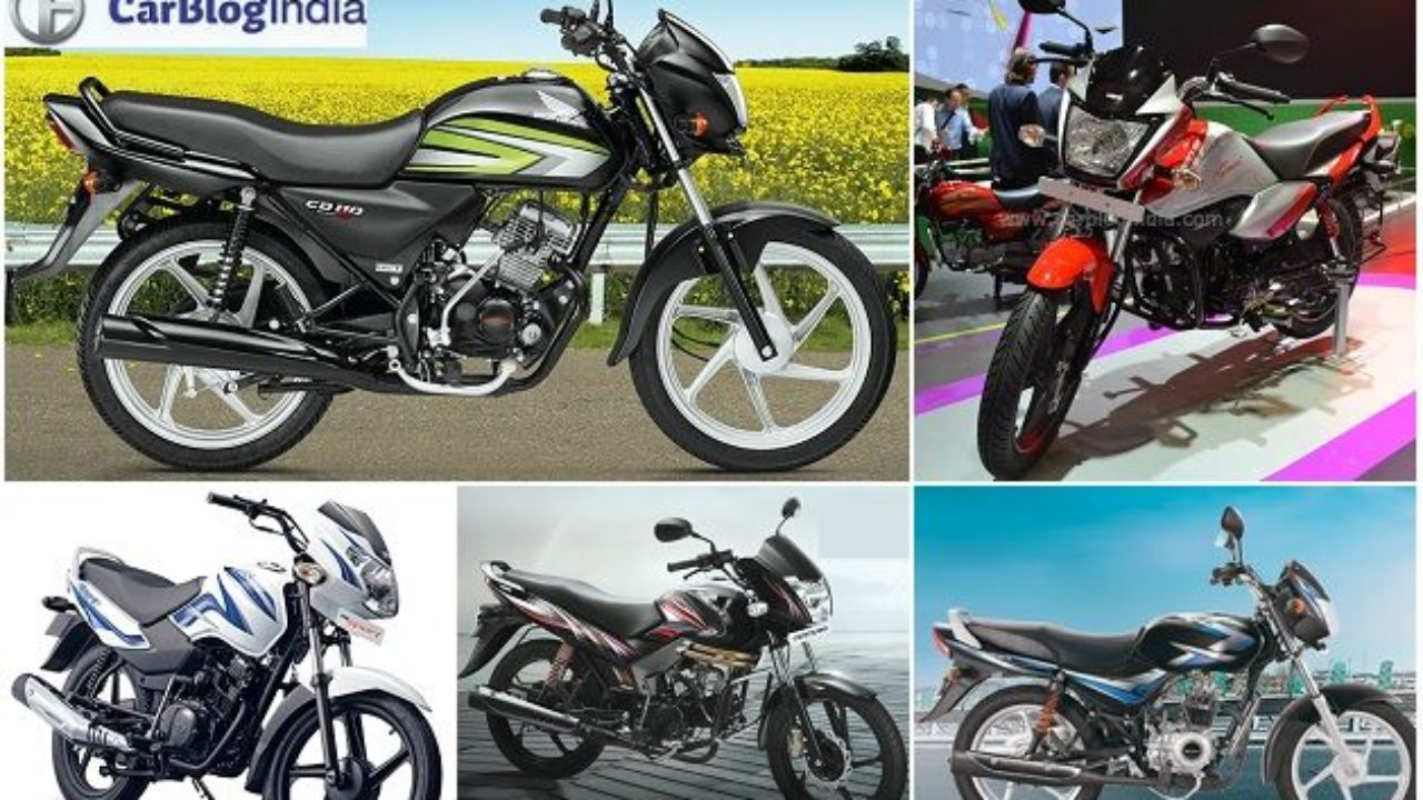 Best 100cc Bike in India Price, Specifications, Mileage and