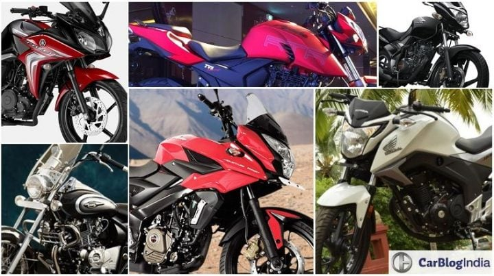 Best Bikes in India Under 1 lakh Price, Images, Specifications