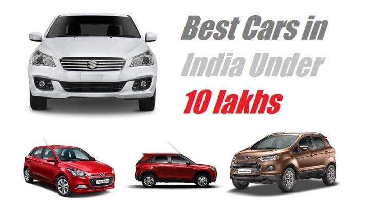 Top 10 cars in india under 8 lakhs 2017 12