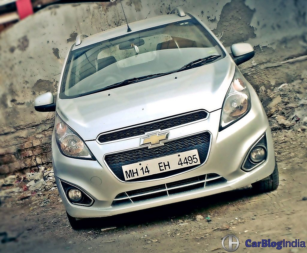 Chevrolet Beat Diesel Test Drive Review