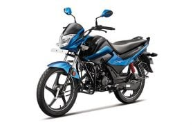hero splendor ismart 110-images