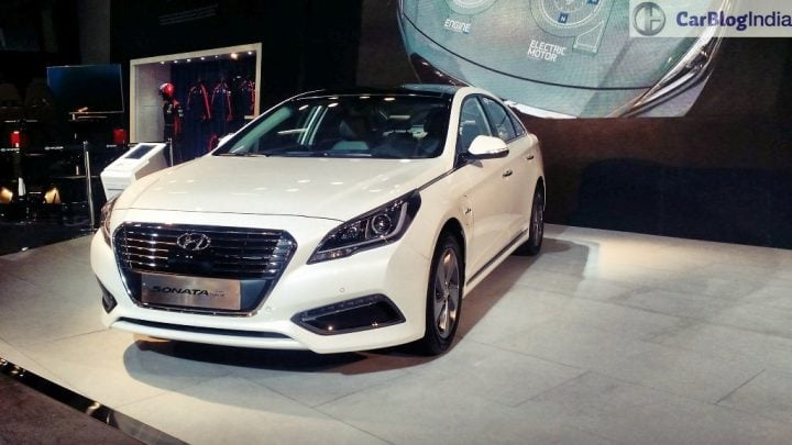 New Hyundai Sonata Hybrid India launch date