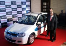 mahindra verito electric car launch