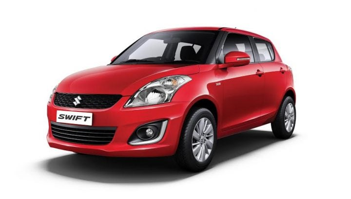 best diesel cars under 6 lakhs - maruti swift ldi