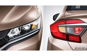 new honda city 2017 facelift images headlights taillights
