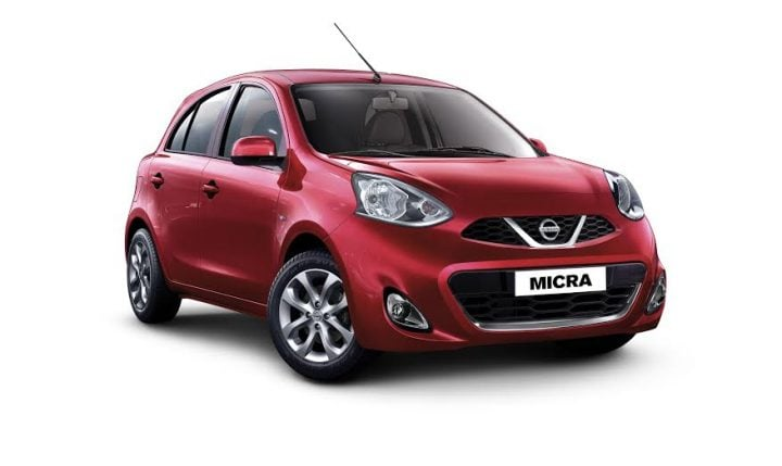 Nissan Micra CVT Price, specifications, mileage nissan-micra-cvt-official-images-red-front-angle-3