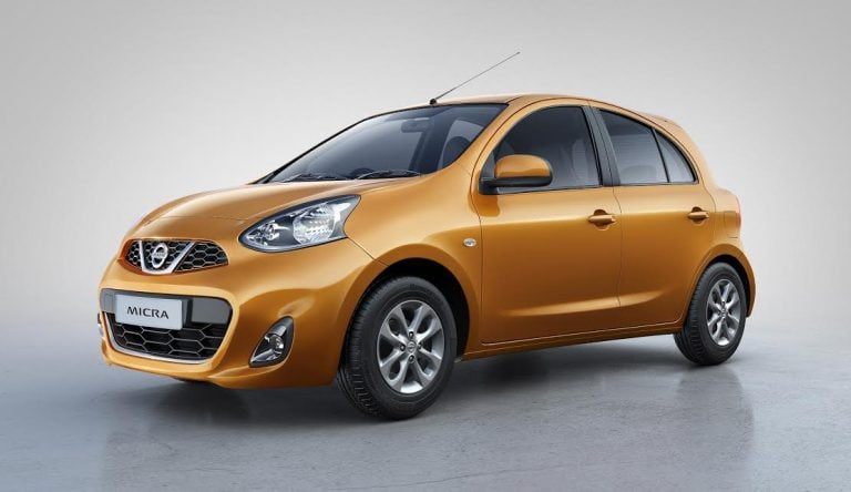 Nissan Micra CVT Gets a New Colour! Starts at INR 5.99 lacs