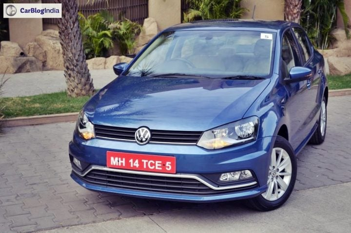 Best Mileage Automatic Cars - VW Ameo Diesel Automatic