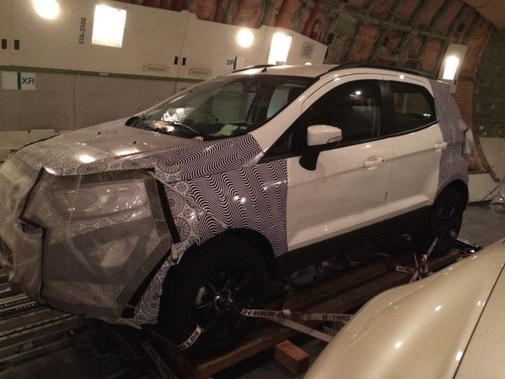 2017 ford ecosport facelift-front-angle-spy-image