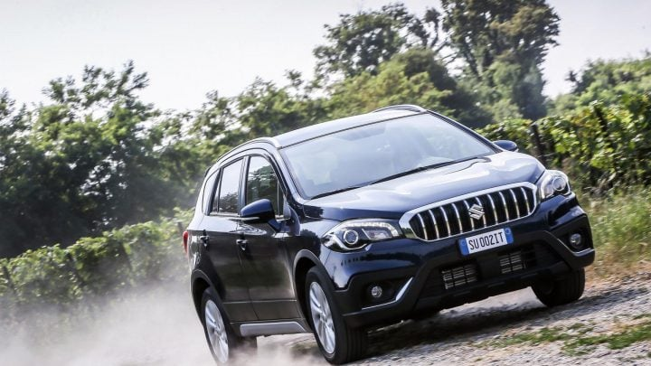 Upcoming Cars Under 15 Lakhs - Maruti Suzuki S-Cross