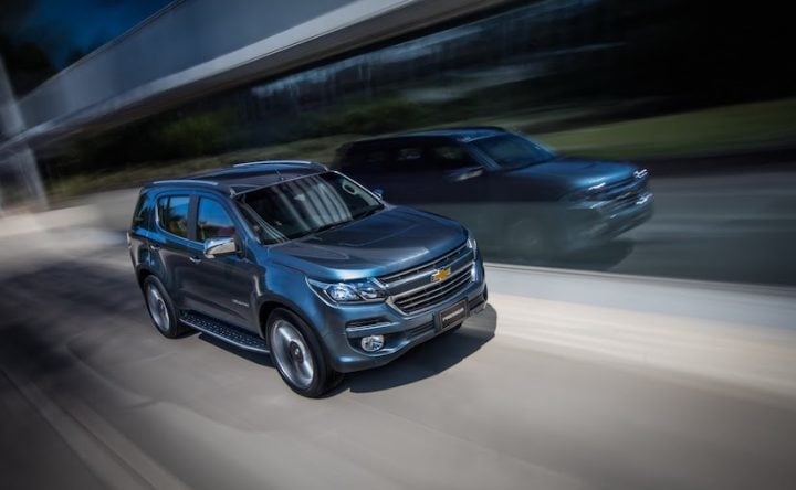 New Chevrolet Trailblazer 2017 India Launch, Price, Specification 2017-chevrolet-trailblazer-facelift-india-launch-official-images (2)