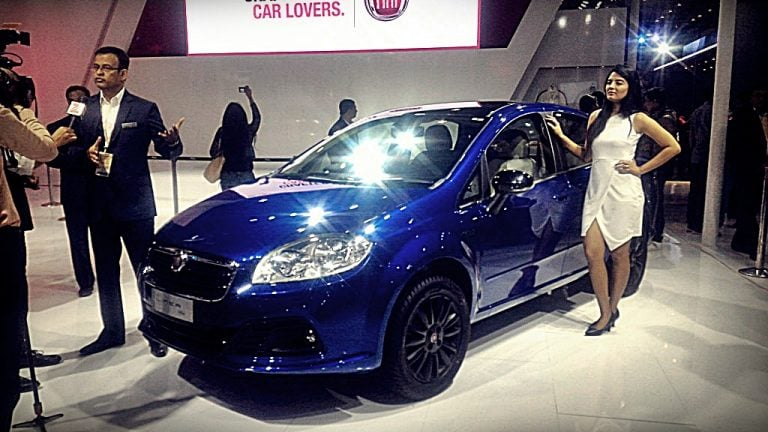 Fiat Linea 125 S Becomes Most Powerful Petrol Car in its Segment; Priced at INR 10.46 Lakhs