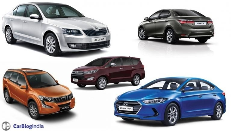 Five Best Cars in India Below 20 Lakhs