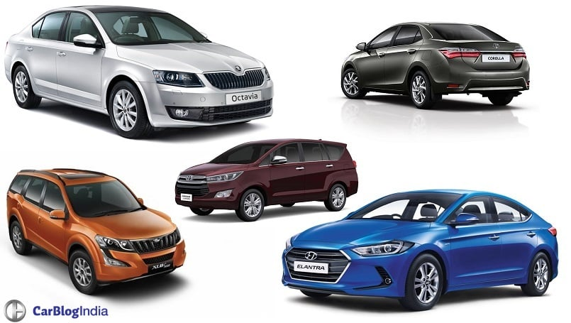 Top 5 sedan cars in india under 10 lakhs