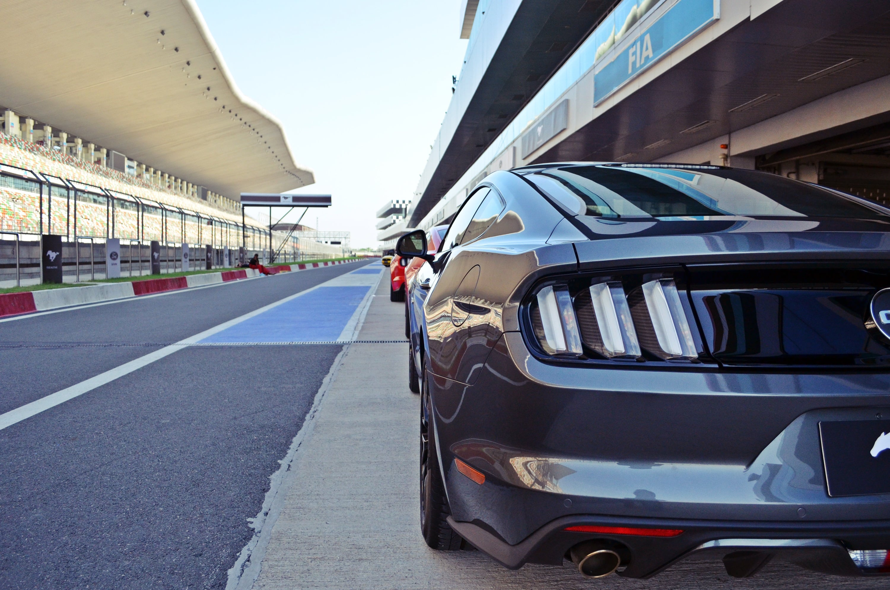 Ford Mustang India Test Drive Review Images 7