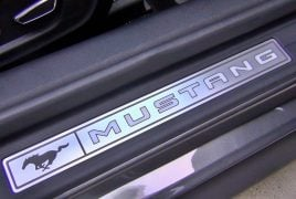 ford-mustang-test-drive-review-door-sill