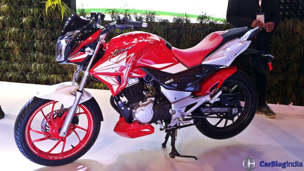 Hero Xtreme 200S India Launch Date, Price, Specifications, Mileage