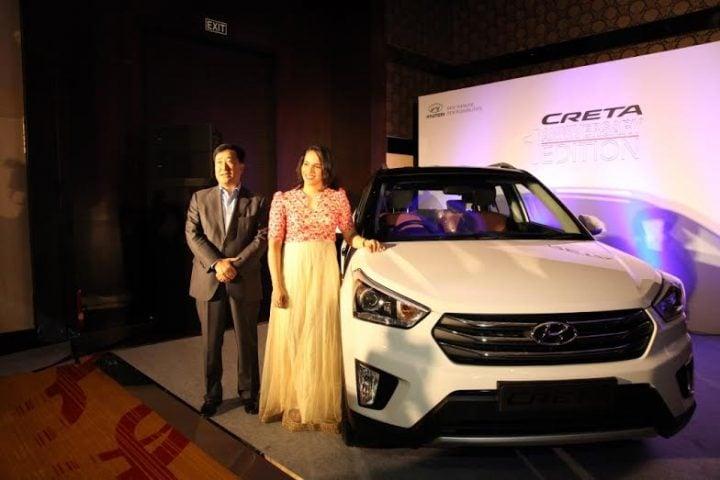 Hyundai Creta Anniversary Edition Price, Images, Features, Specs hyundai-creta-anniversary-edition-saina-nehwal-images (1)
