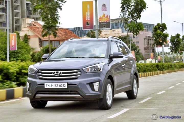 Hyundai Creta Price After Gst Increase Revised Price List Inside